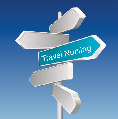 Travel Nursing Sign